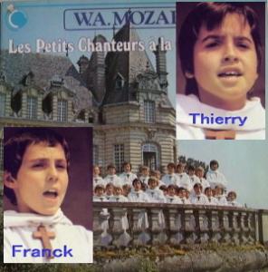 パリ「木の十字架少年合唱団」